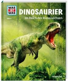 Manfred Baur: WAS IST WAS Band 15. Dinosaurier. Im Reich der Riesenechsen, Buch