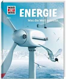 Laura Hennemann: Energie. Was die Welt antreibt, Buch