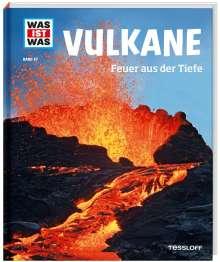 Manfred Baur: WAS IST WAS Band 57. Vulkane. Feuer aus der Tiefe, Buch