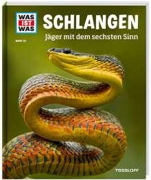 Nicolai Schirawski: WAS IST WAS Band 121. Schlangen. Jäger mit dem sechsten Sinn, Buch