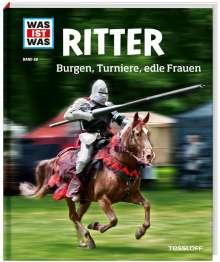 Andrea Schaller: WAS IST WAS Band 88. Ritter. Burgen, Turniere, edle Frauen, Buch