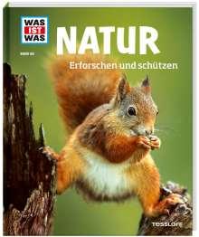 Annette Hackbarth: WAS IST WAS Band 68. Natur. Erforschen und schützen, Buch