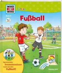 Andrea Beständig: WAS IST WAS Junior 08. Fußball, Buch