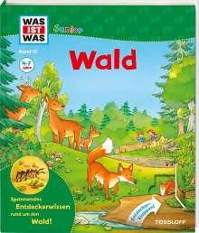 Christina Braun: WAS IST WAS Junior Band 12. Wald, Buch