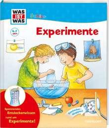 Christina Braun: WAS IST WAS Junior Experimente, Buch