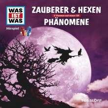 Kurt Haderer: Was ist was Folge 30: Zauberer & Hexen/ Phänomene, CD