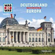 Was ist was 34: Deutschland / Europa, CD