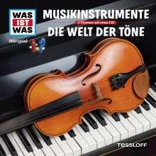 Manfred Baur: Musikinstrumente/Akustik, CD