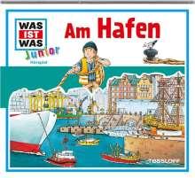 Butz Buse: Was ist was Junior Hörspiel-CD 24: Am Hafen, CD