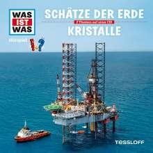 Manfred Baur: Schätze der Erde /Kristalle, CD