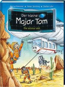 Bernd Flessner: Der kleine Major Tom Band 13. Die Wüste lebt, Buch