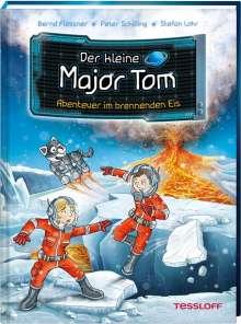 Bernd Flessner: Der kleine Major Tom. Band 14. Abenteuer im brennenden Eis, Buch