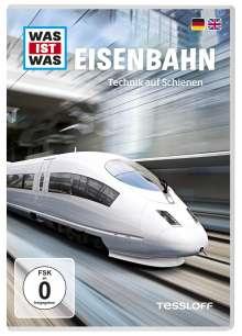 Was ist was: Eisenbahn, DVD