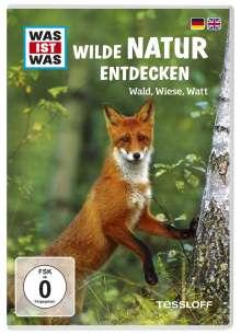 Was ist was: Wilde Natur entdecken, DVD