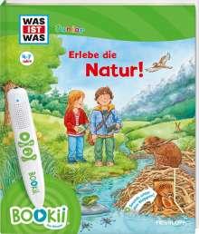 Christina Braun: BOOKii® WAS IST WAS Junior Erlebe die Natur!, Buch