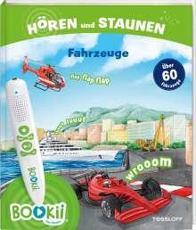 Christina Braun: BOOKii® Hören und Staunen Fahrzeuge, Buch
