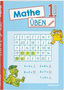Julia Meyer: Mathe üben 1. Klasse, Buch