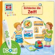 Benjamin Schreuder: BOOKii® WAS IST WAS Kindergarten Entdecke die Zeit!, Buch
