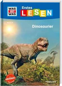 Karin Bischoff: WAS IST WAS Erstes Lesen Band 13. Dinosaurier, Buch