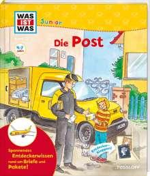 Christina Braun: WAS IST WAS Junior Band 15 Die Post, Buch