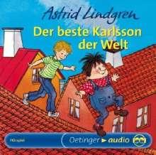 Astrid Lindgren: Der beste Karlsson der Welt. CD, CD