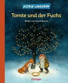 Astrid Lindgren: Tomte und der Fuchs, Buch