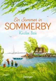 Kirsten Boie: Ein Sommer in Sommerby, Buch