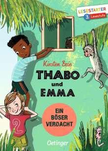 Kirsten Boie: Thabo und Emma 2, Buch
