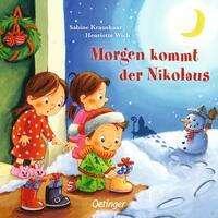 Henriette Wich: Morgen kommt der Nikolaus, Buch