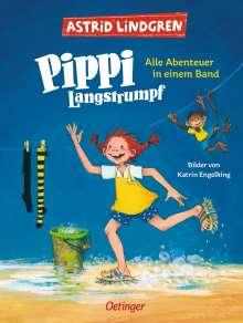 Astrid Lindgren: Pippi Langstrumpf, Buch