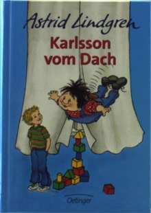 Astrid Lindgren: Karlsson vom Dach, Buch
