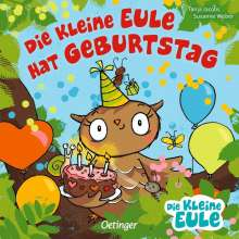 Susanne Weber: Die kleine Eule hat Geburtstag, Buch