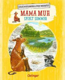 Jujja Wieslander: Mama Muh spielt Sommer, Buch