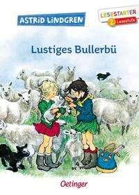 Astrid Lindgren: Lustiges Bullerbü, Buch