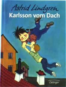 Astrid Lindgren: Karlsson vom Dach Gesamtausgabe, Buch