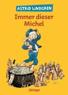 Astrid Lindgren: Immer dieser Michel, Buch