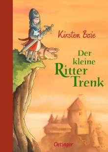 Kirsten Boie: Der kleine Ritter Trenk, Buch