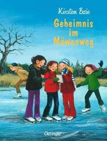 Kirsten Boie: Geheimnis im Möwenweg, Buch