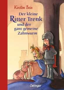 Kirsten Boie: Der kleine Ritter Trenk und der ganz gemeine Zahnwurm, Buch