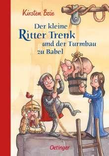 Kirsten Boie: Der kleine Ritter Trenk und der Turmbau zu Babel, Buch