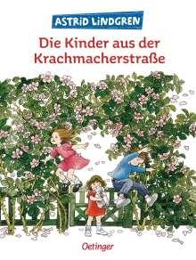Astrid Lindgren: Die Kinder aus der Krachmacherstrasse, Buch