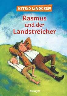 Astrid Lindgren: Rasmus und der Landstreicher, Buch