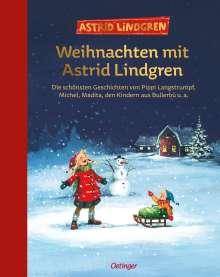 Astrid Lindgren: Weihnachten mit Astrid Lindgren, Buch