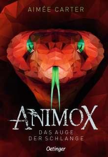 Aimée Carter: Animox 02. Das Auge der Schlange, Buch
