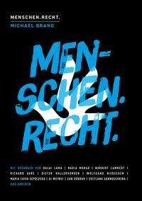 Michael Brand: Menschen.Recht., Buch
