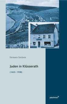 Hermann Erschens: Juden in Klüsserath, Buch