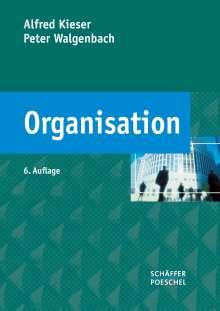 Alfred Kieser: Organisation, Buch