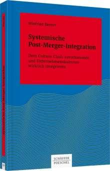Winfried Berner: Systemische Post-Merger-Integration, Buch
