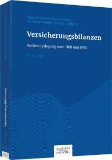 Werner Rockel: Versicherungsbilanzen, Buch