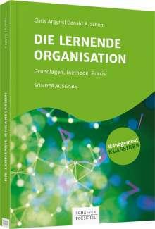 Chris Argyris: Die lernende Organisation, Buch